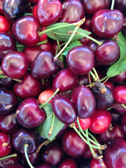 Cherries -- the word cherries often connotes value. What value does our money bring beyond the investment?
